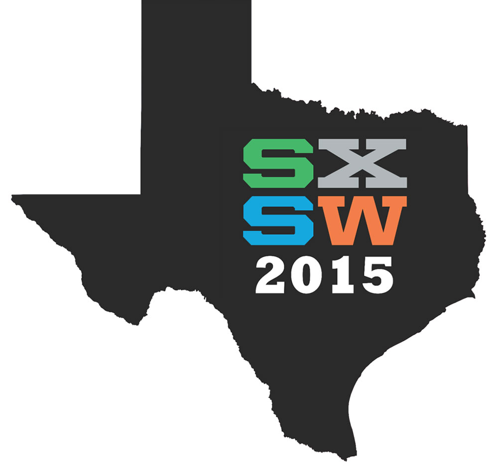 South by South West 2015 logo