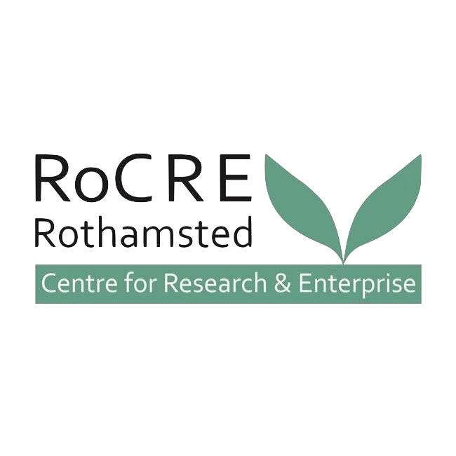 RoCRE Rothamsted logo