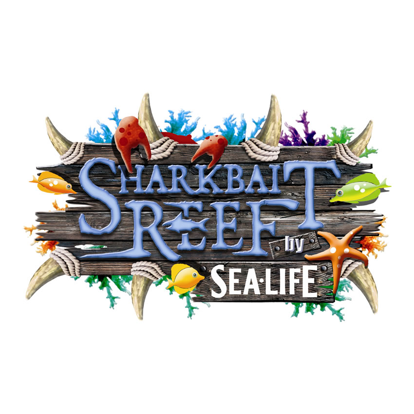 Sharkbait Reef logo