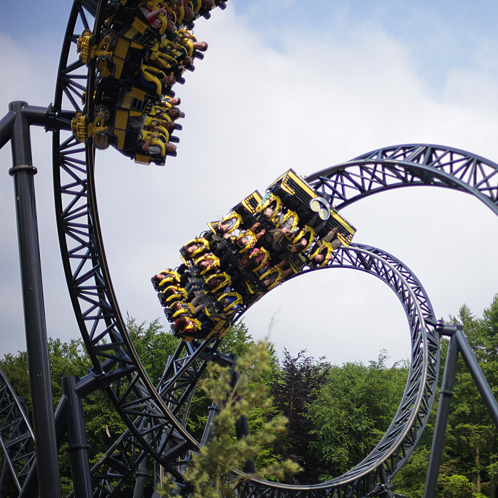 The Smiler construction