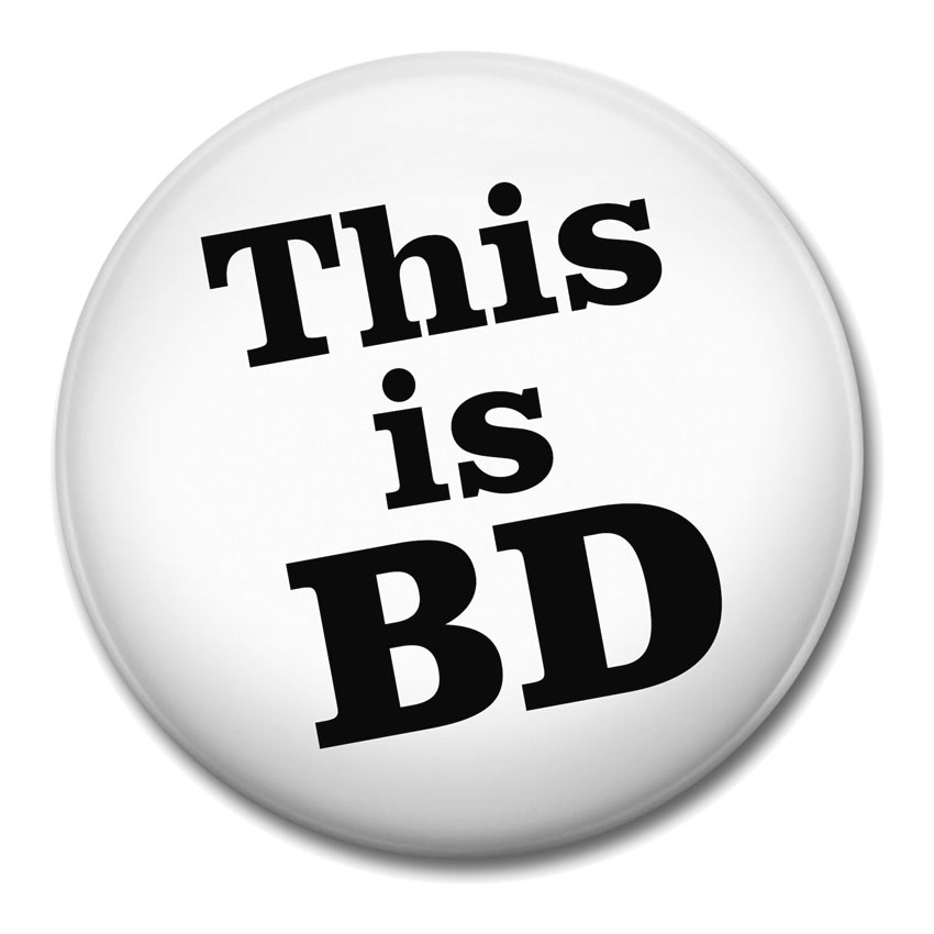 This is BD logo
