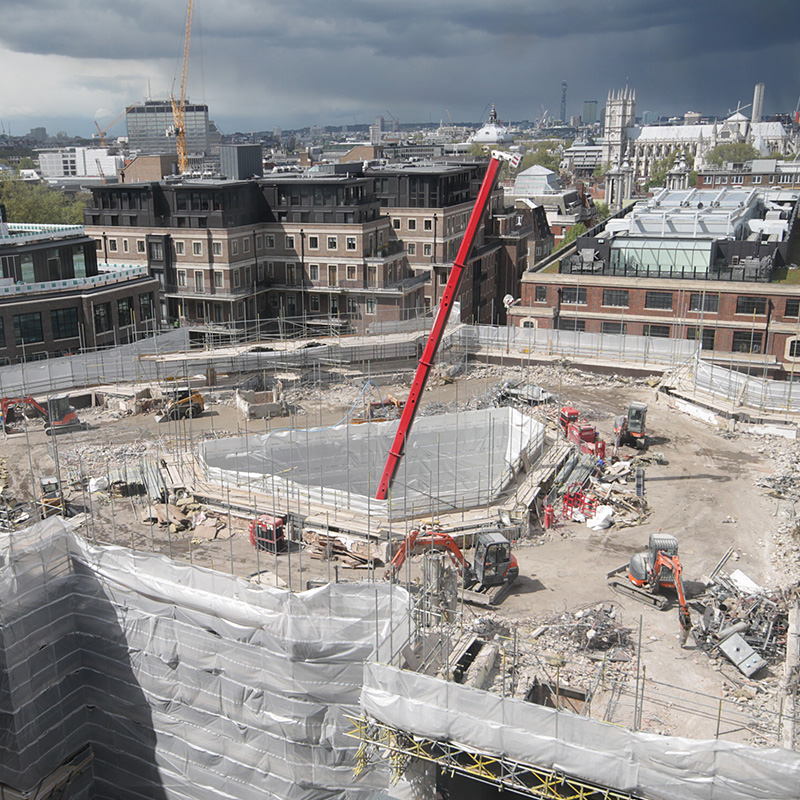 Abell & Cleland House redevelopment