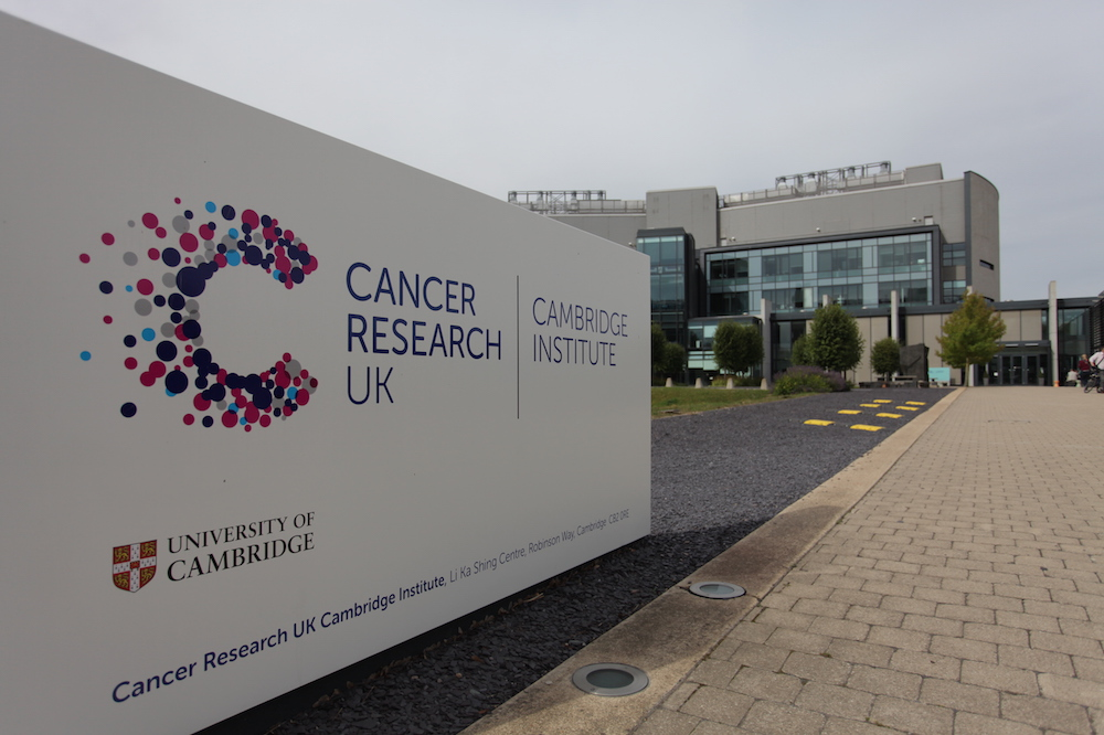 University of Cambridge Cancer Research UK Cambridge Institute