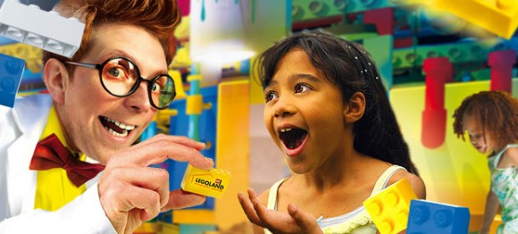 Promotional image from Legoland