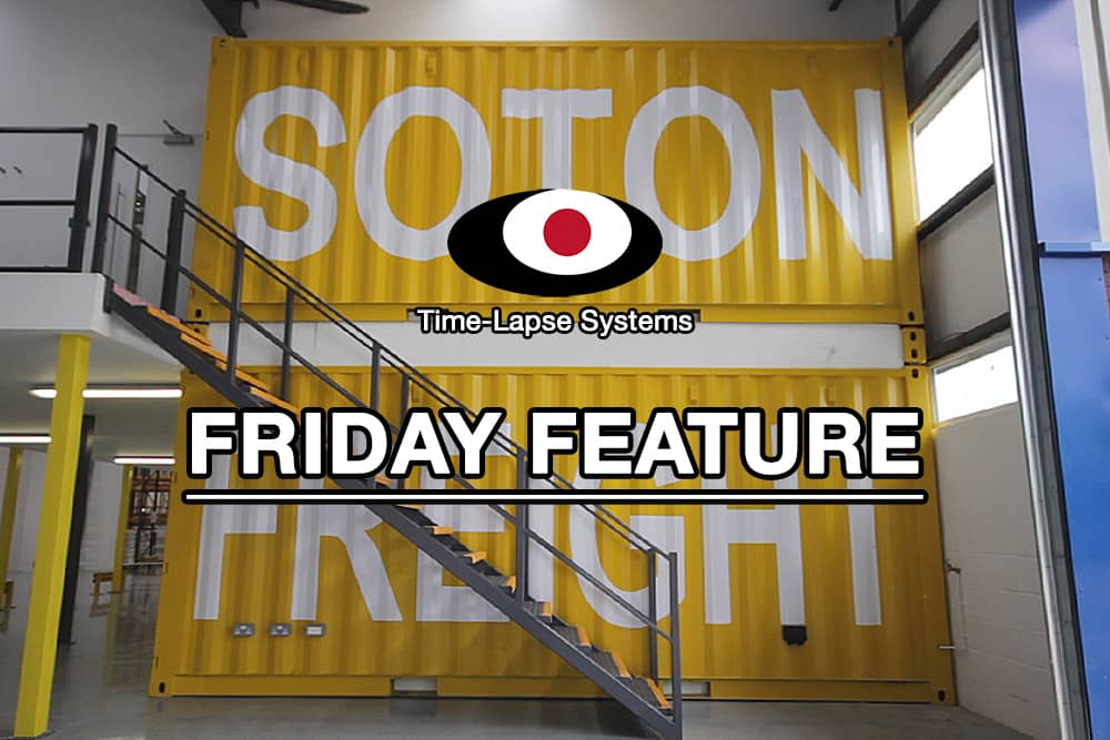 Southampton Freight Services Friday Feature promotional image