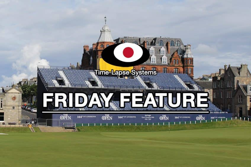 GL events St Andrews Friday Feature promotional image