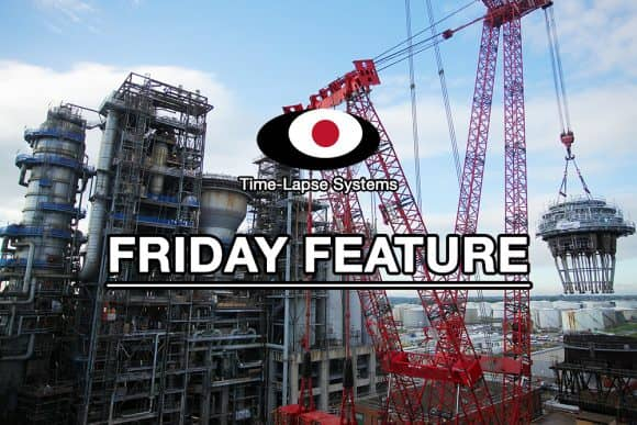 Stanlow Refinery Friday Feature promotional image