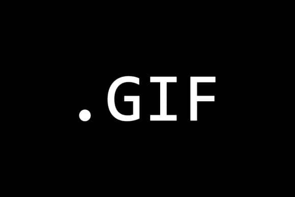 """Text image reading """".GIF"""""""