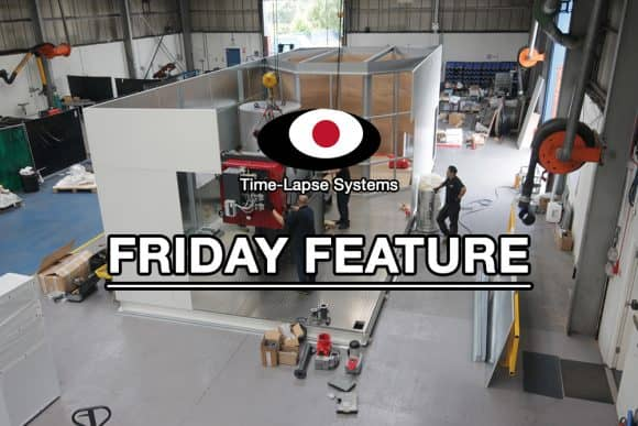 Weatherite plant room Friday Feature promotional image