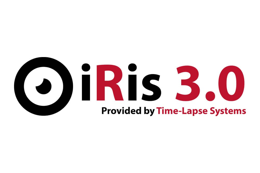 Large iRis 3.0 logo for new viewer launch article