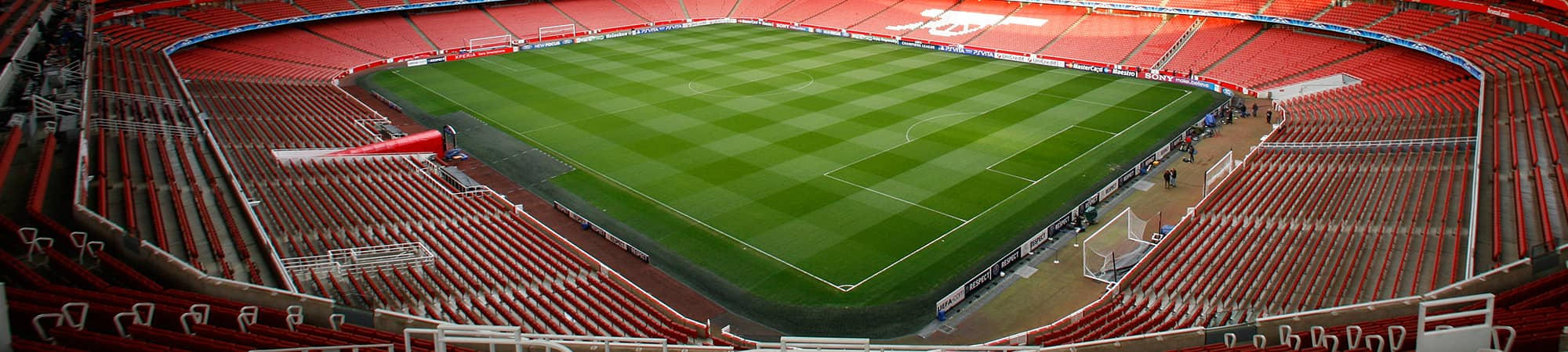 Emirates Stadium pitch