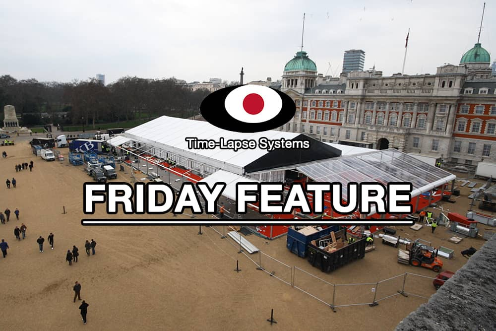 Horse Guards Parade Friday Feature promotional image