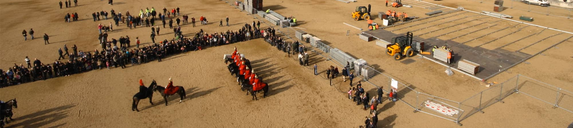 Event at Horse Guards Parade
