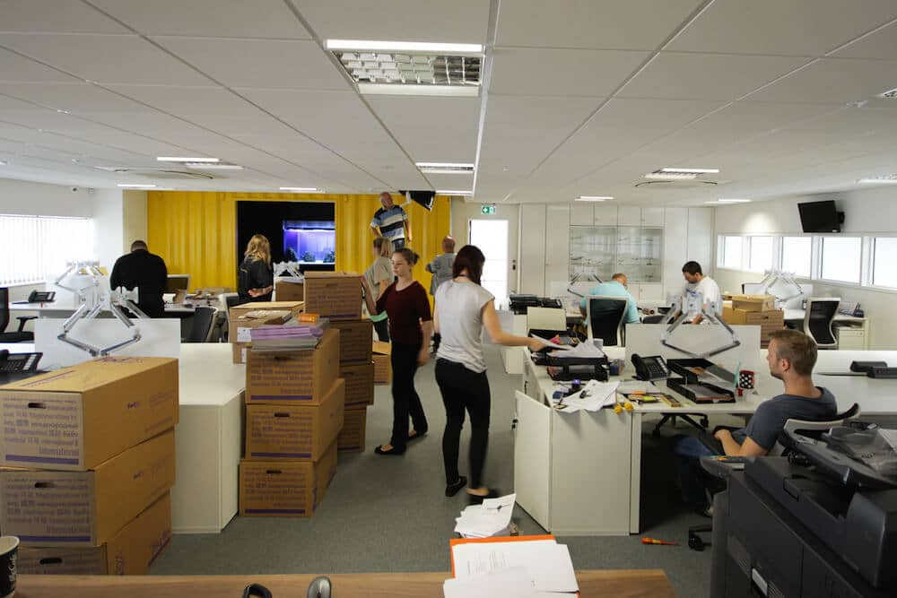 Office space at Southampton Freight Services HQ