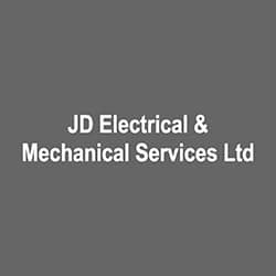 JD Electrical and Mechanical Services logo