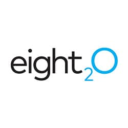 eight2O logo