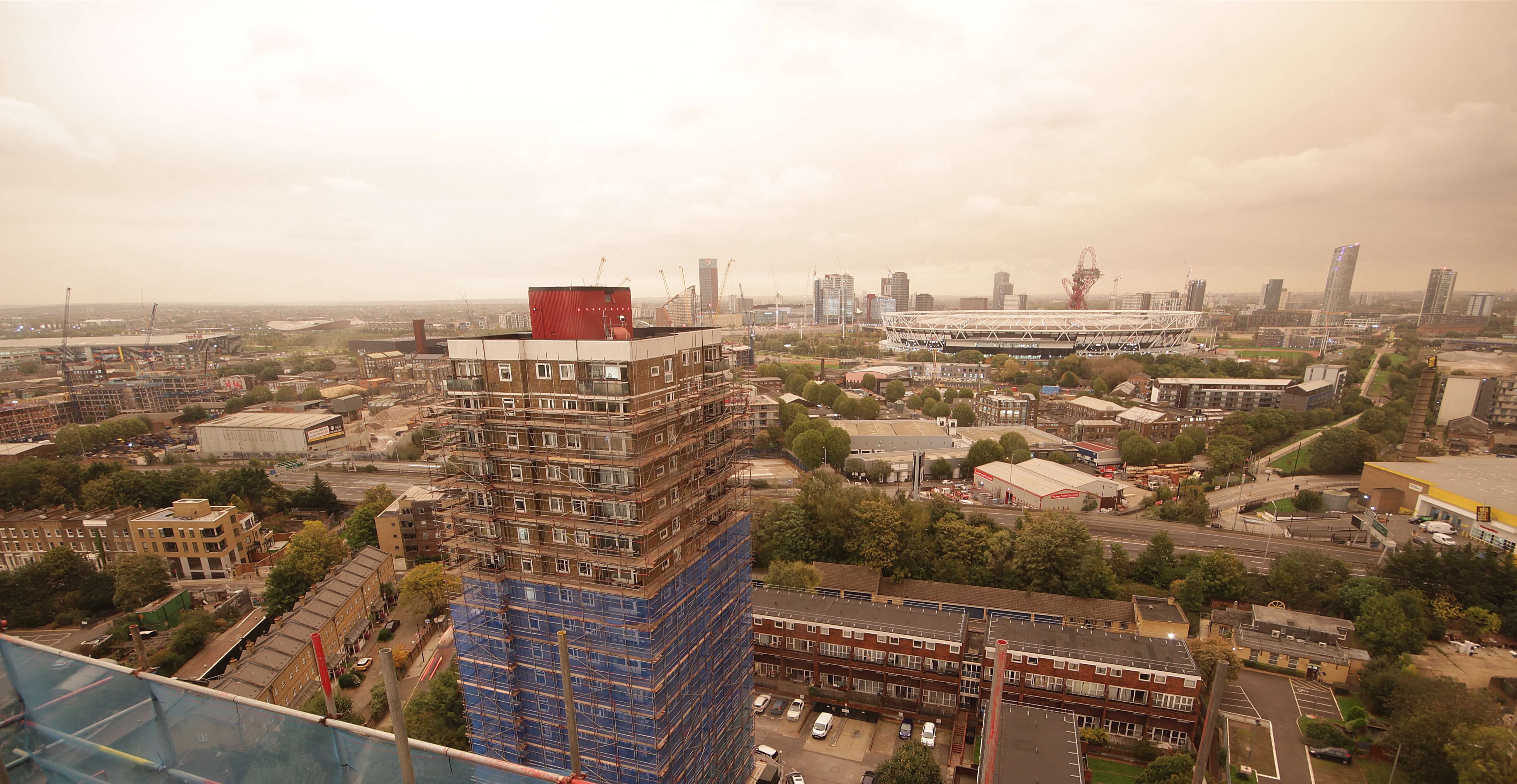 One of our time-lapse construction projects for Kier Services.