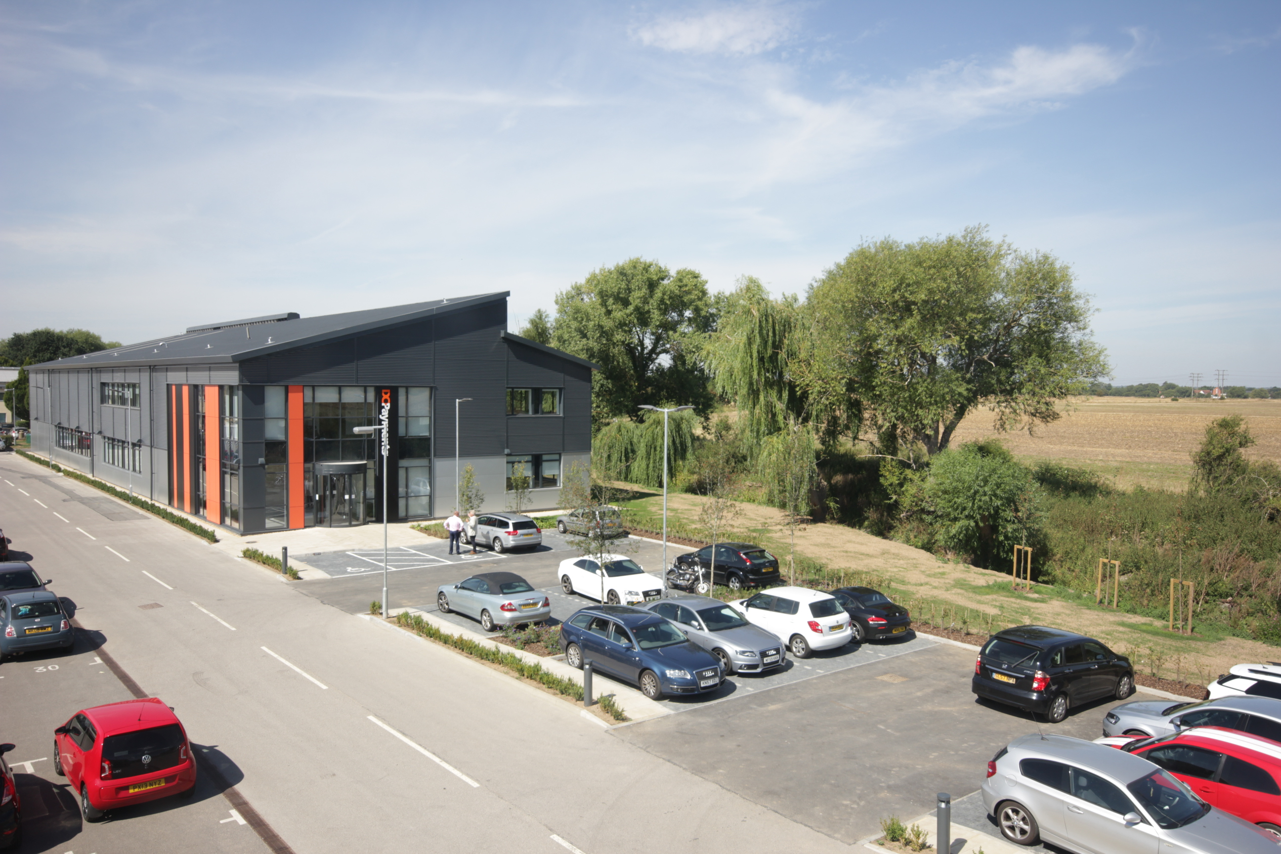 155 Brook Drive office on completion