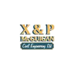 X and P McGuigan logo