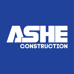 Ashe Construction logo