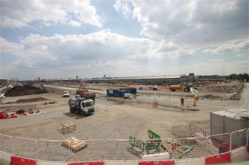 HS2 and CSJV work to clear Old Oak Common ready for new High Speed rail link