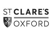 St Clares, Oxford logo